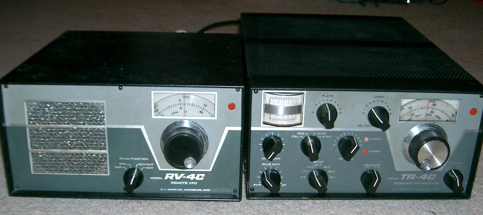 GM3WOJ ZL1CT Vintage transceiver page